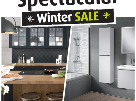 The Laings Directline Spectacular Winter Sale