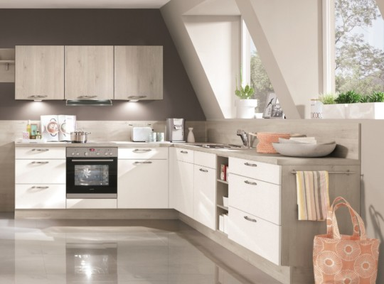 Supply & Fit Kitchens from just £9,900!